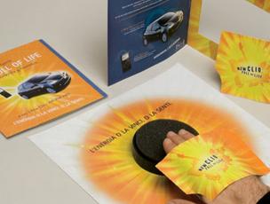 New Clio – Guanto Energetico