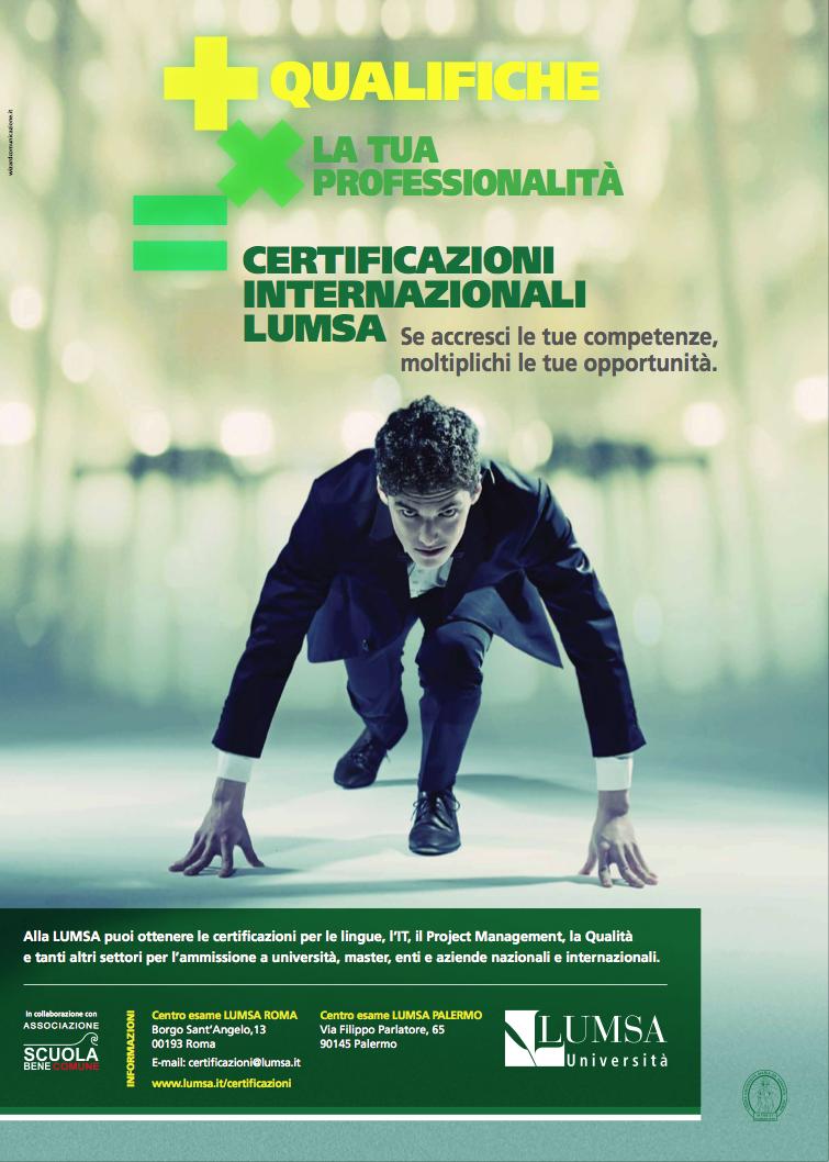 LUMSA_Certificazioni 2