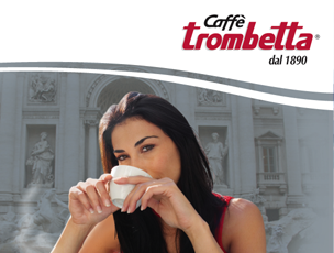 Caffè Trombetta – Cd-rom